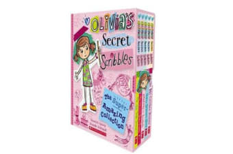 Olivia's Secret Scribbles - The Super-Amazing Collection