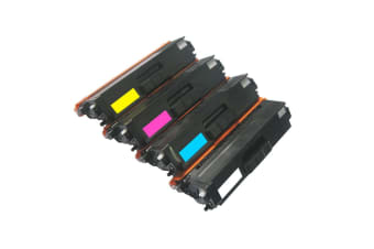 TN-348 Super High Yield Remanufactured Toner Set of 4