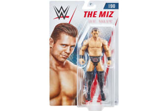 WWE 6-inch Basic Figure Series 90 The Miz
