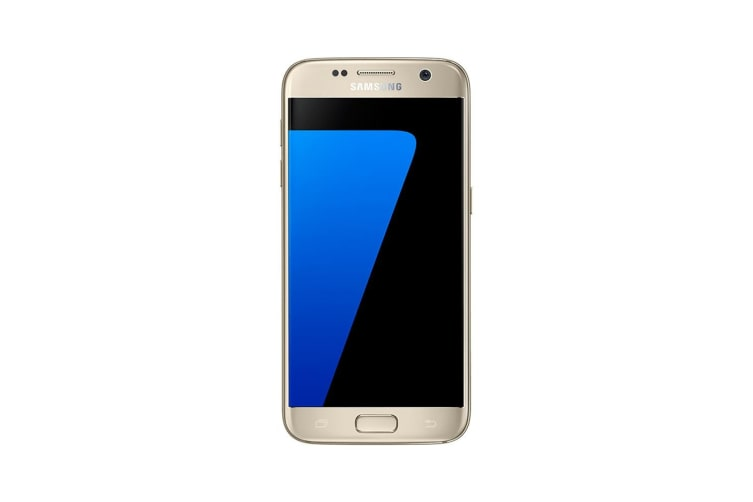 Samsung Galaxy S7 G930F 32GB Gold (Excellent Condition) AU Model