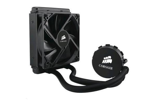 Corsair Hydro Series H55   For Low-Noise