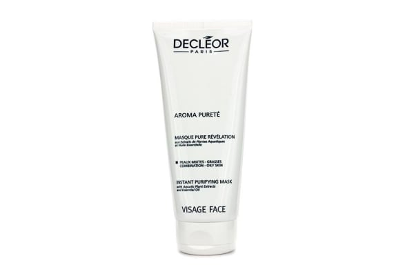 Decleor Aroma Purete Instant Purifying Mask - Combination to Oily Skin (Salon Size) (200ml/6.7oz)