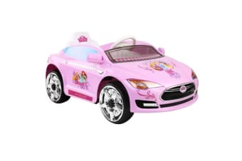 Disney Princess Ride On Car (Pink)