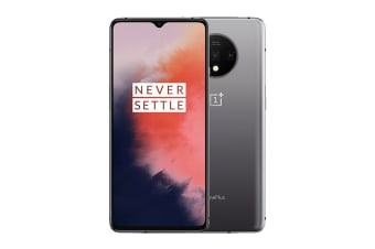 OnePlus 7T (8GB RAM, 128GB, Frosted Silver) - Global Model