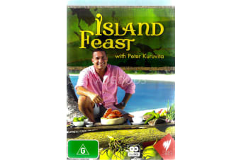Island Feast with Peter Kuruvita - Series Region All Rare- Aus Stock DVD NEW