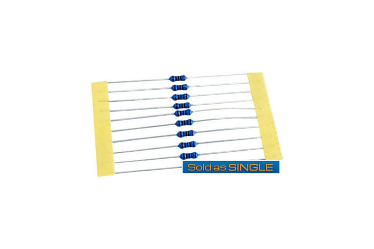 7K5 1/4W 1% MF25 Metal Film Resistor
