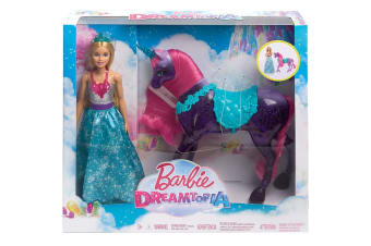 Barbie Dreamtopia Fairytale Princess and Unicorn