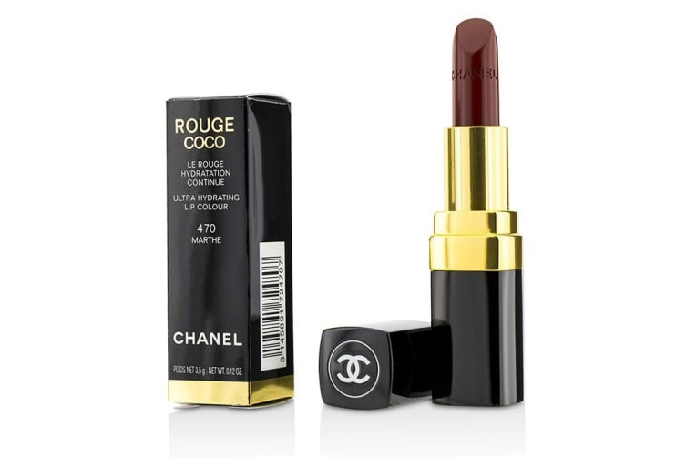 Chanel Rouge Coco Ultra Hydrating Lip Colour - # 470 Marthe 3.5g/0.12oz