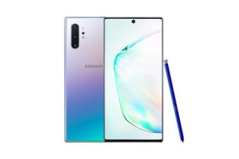 New Samsung Galaxy Note 10+ Dual SIM 256GB 4G LTE Smartphone Glow (FREE DELIVERY + 1 YEAR AU WARRANTY)