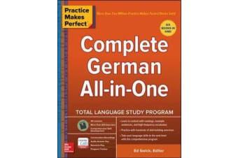 Practice Makes Perfect - Complete German All-in-One