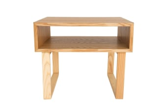 Olle Bedside / Side Table | Natural | 50cm
