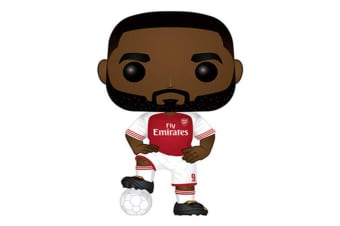 EPL Arsenal Alexandre Lacazette Pop! Vinyl