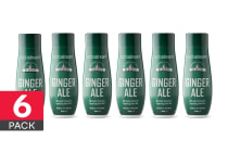 SodaStream Classic Ginger Ale (6 Pack)