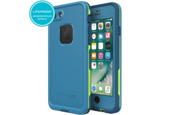 Lifeproof Fre Blue/Green Case/Cover for iPhone 7/8