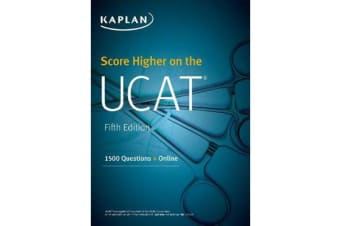 Score Higher on the UCAT - 1500 Questions + Online