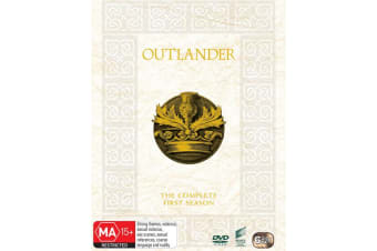 Outlander Complete Season 1 DVD Region 4