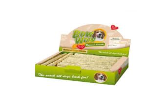 Bow Wow Natural Tripe Stick Dog Treats (Pack Of 50) (May Vary) (50 x 28g)