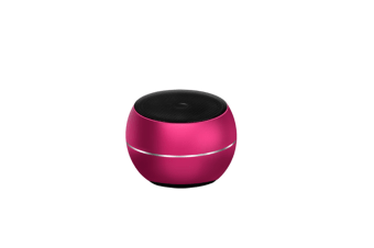 Select Mall AI Smart Bluetooth Wireless Small Sound Cannon Manual Voice Control Portable Mini Speaker-Red