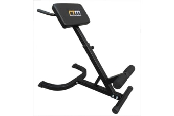 45-Degree Hyperextension Bench