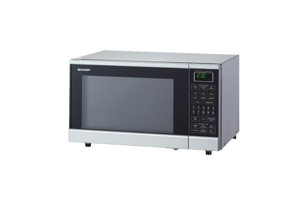 Sharp 900W Midsize Double Grill Convection Microwave Oven (R890NS)