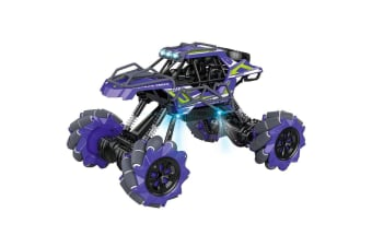 Rusco Racing Sidewinder Rock Crawler 1:12 RC Car in Purple