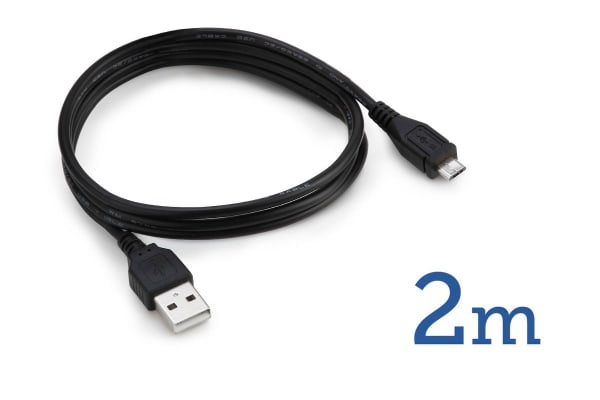 Micro USB to USB Cable (2m)