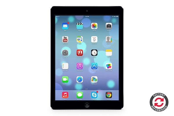 Apple iPad Air Refurbished (32GB, Wi-Fi, Space Grey) - AB Grade