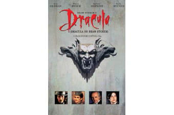 Bram Stokers Dracula DVD Region 4