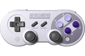 8Bitdo SN30 Pro Controller Analog VibrationWindows MacOS Android Nintendo Switch