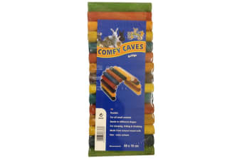 Lazy Bones Bendable Wooden Cave (May Vary)