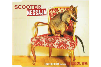 Scooter ‎– Nessaja PRE-OWNED CD: DISC LIKE NEW