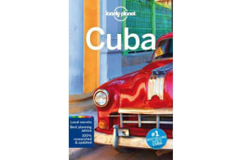 Lonely Planet Cuba