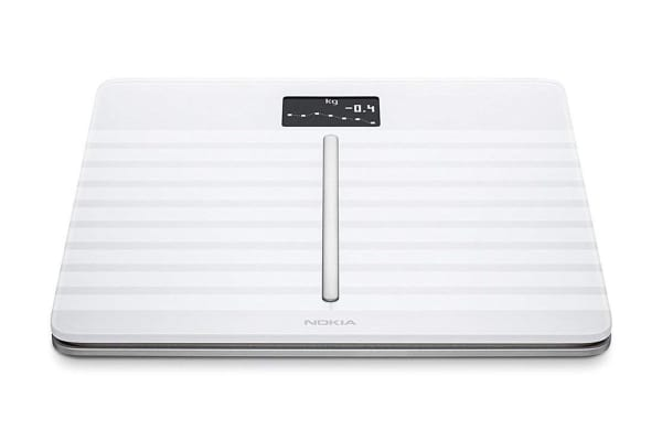 Nokia Body Cardio WiFi Smart Scale (White)