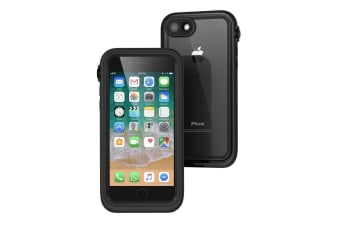 Catalyst Waterproof Protection Case Cover Protect f/ Apple iPhone 7/8 Stealth BK