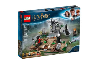 LEGO Harry Potter The Rise of Voldemort (75965)