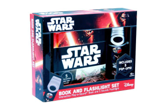 Star Wars The Force Awakens (Book And Flashlight Set)