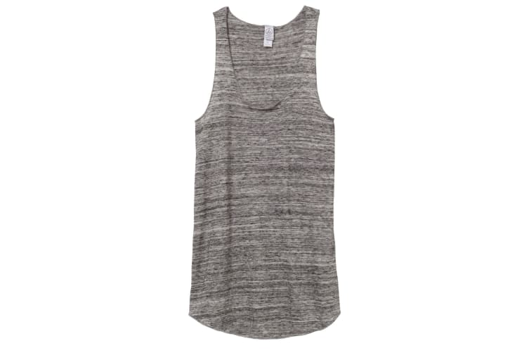 Alternative Apparel Womens/Ladies Eco-Jersey Sleeveless Tank Top (Urban Grey) (M)