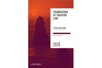 Foundations of Taxation Law 2020