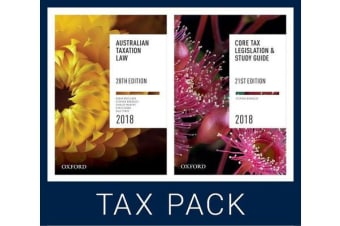 Core Student Tax Pack 2 2018
