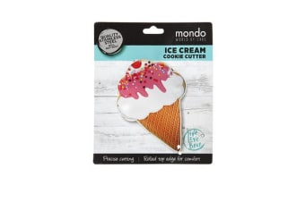 Mondo Cookie Cutter Ice Cream