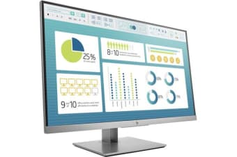 "HP EliteDisplay E273 27"" Full HD Business Monitor"