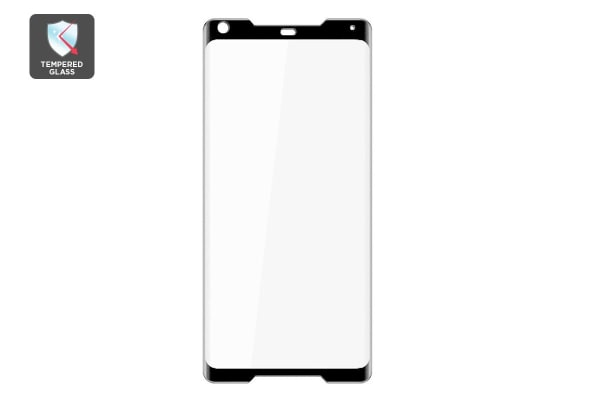 Pixel 2 XL Curved Edge 3D Tempered Glass Screen Protector