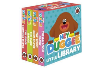 Hey Duggee - Little Library