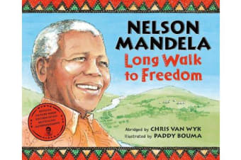 Long Walk to Freedom - Illustrated Children's edition