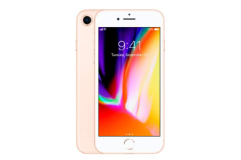 Apple iPhone 8 Refurbished (256GB, Gold) - B Grade