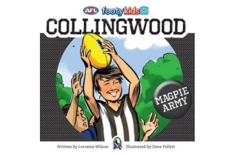 AFL - Footy Kids: Collingwood