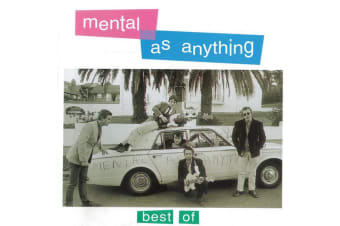 Mental As Anything – Best Of Mental As Anything MUSIC CD NEW SEALED