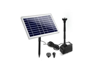 Gardeon 6.5FT Solar Powered Water Fountain