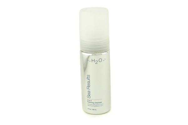 H2O+ Sea Results 3 in 1 Foaming Cleanser (150ml/5oz)