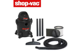SHOP VAC SUPER 20 LITRE WET & DRY 1400W VACUUM CLEANER + HOSE & FITTINGS KIT NEW